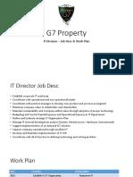 G7 IT Department JobDesc and WorkPlan_Detail