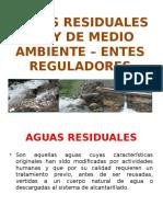 Medio Ambiente Agua Residual