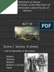 Ana Lasic - Merchant of Venice Act III