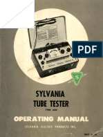 Sylvania620 Manual