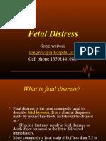 Fetal Distress and DFM