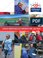 Vision Services Co-Ordinator