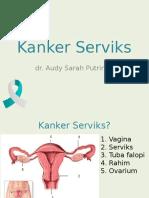 Kanker Serviks - Audy Sarah