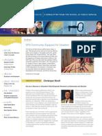 SPS Winter 2010 Newsletter