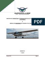 Manual Cessna152 Aeroclube Campinas
