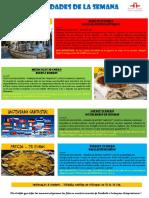 Actividades de la Escuela de Español 18 - 24 Enero