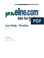 Priceline Case Study