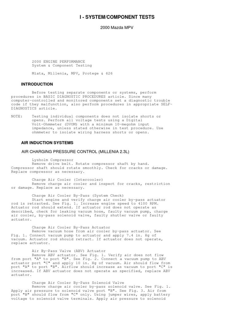 25135 Wiring Diagrams Mazda Millenia Abv   Wiring LibraryWiring Library