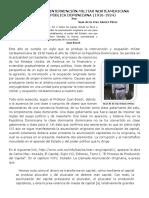 UN SIGLO DE LA INTERVENCIÓN MILITAR NORTEAMERICANA  EN LA REPÚBLICA DOMINICANA (1916-1924)