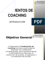 Coaching Módulo 1 Introducción