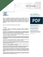 OEI - Organização Dos Estados Ibero-Americanos