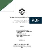 IPS SD Sebagai Pendidikan Multikultural