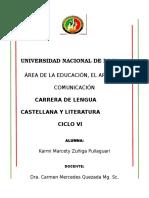 Historia de la literatura ecuatoriana
