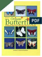 ORIGAMI - Origami Butterflies