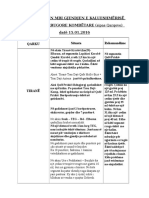 Buletini i ARRSH për kalueshmërinë në akset kombëtare