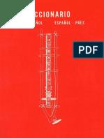 Diccionario Nasa - Español Compilado