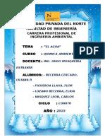 Exposición El Agua