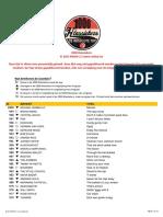 1000 Klassiekers 2015 Weblijst Volledig