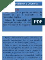 Cristianismo e Cultura (0)