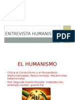Entrevista humanista