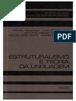 Estruturalismo e Teoria Da Linguagem