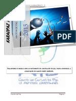 Libro Karaoke Por La Paz