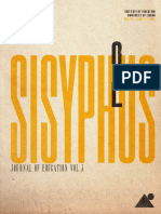 Sisyphus – Journal of Education | Vol 3, Issue 2