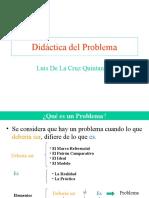 04 Didáctica Del Problema