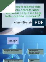 Balances de Energia Primera Ley