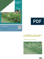 Las Aromaticas en La Huerta Organica Y Su Rol en El Manejo de Los Insectos