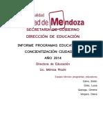 Informe Anual 2014 Ordenado