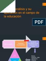 El Psicoanálisis y Su Aplicación en El Campo de Magnolo alvarez G.