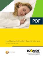 Clases Confort Acustico