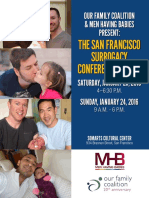 2016 San Francisco Surrogacy Conference and Expo