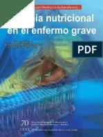 Terapia Nutricional en El Enfermo Grave
