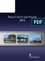 Freight Facts and Figures 2015 (USA)