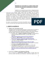 Informe de Gestión MD 2015 CF EE.GG.CC.