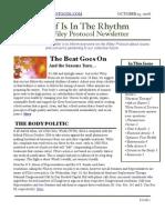 2008 Fall Consumer Newsletter