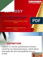 Leprosy DR Akbar