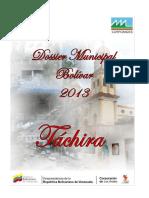 Dossier 2013 Bolívar