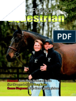 Central Florida Equestrian magazine April 2010