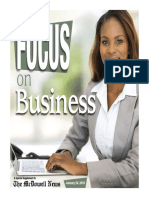 Focus On Business 2016