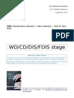 Draft Template for Iso Standardv2