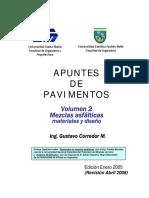 39839586 Apuntes Pavimentos Volumen 2 Abril 2008