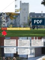 University of Guelph 2015 International Handbook OADA Compliant