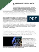 Poltergeist) Película Completa En De España Latino De Terror On-line HD Full