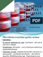 Infectiile tractului uro-genital