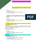 Subiecte Posibile Test Sumativ 2015 2016