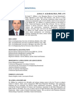AlBahar J Long Intl Detailed Resume