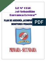 Plan de Supervision y Monitoreo Al Docente 2016 Ccesa1156